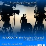 Video Clubhouse Program Flyer Without Registration